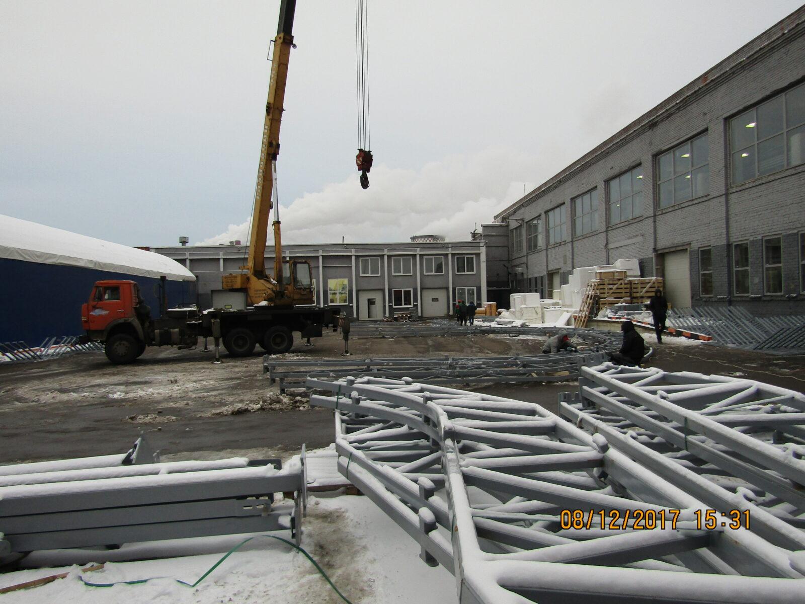СТК Митрич - Строительство, быстровозводимые ангары, отделка помещений.