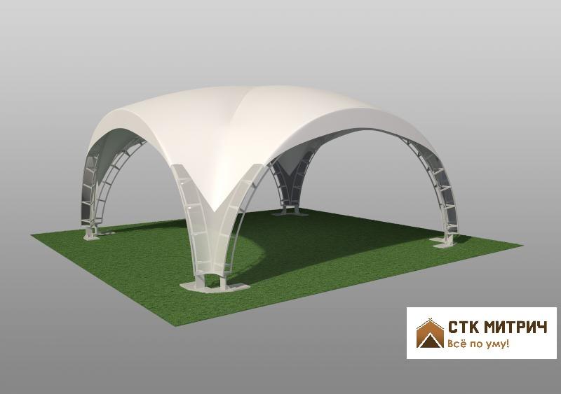 Нестандартные шатры