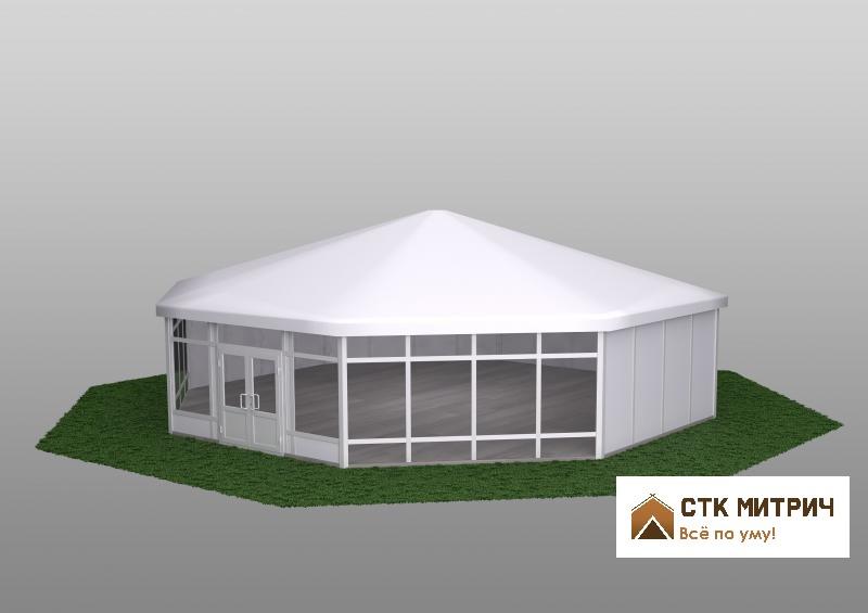 Многогранный шатёр